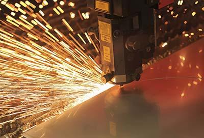 Corte à laser