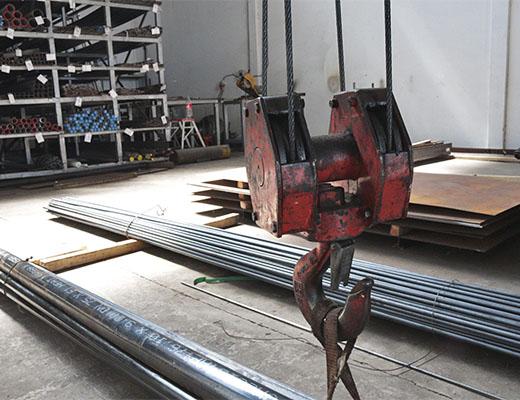 Fábrica de aço e metal Porto Alegre